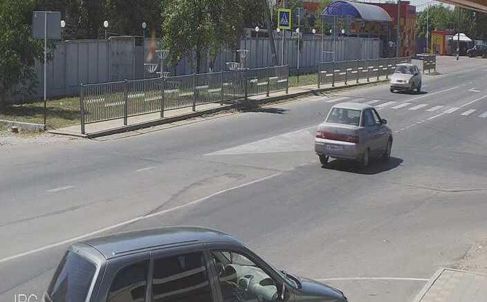 Белореченск Веб-камера на ул. Железнодорожной