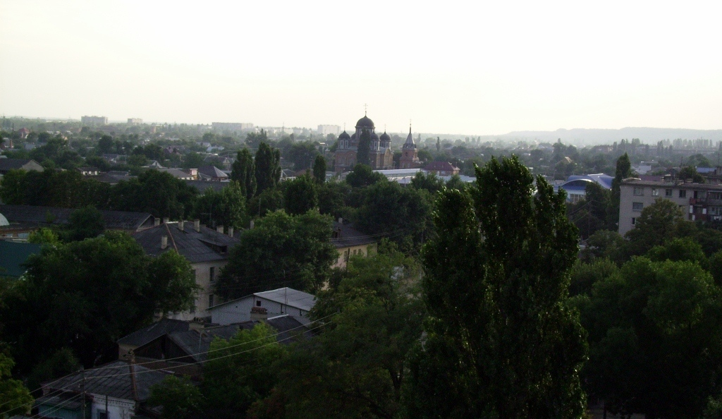 Веб-камеры города Кропоткин онлайн