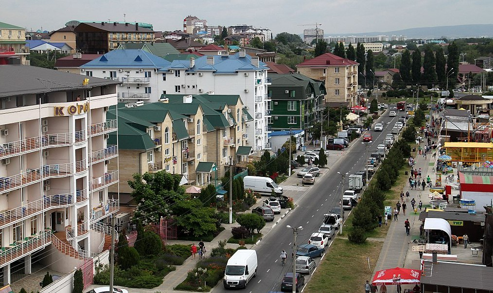 Витязево веб-камера онлайн