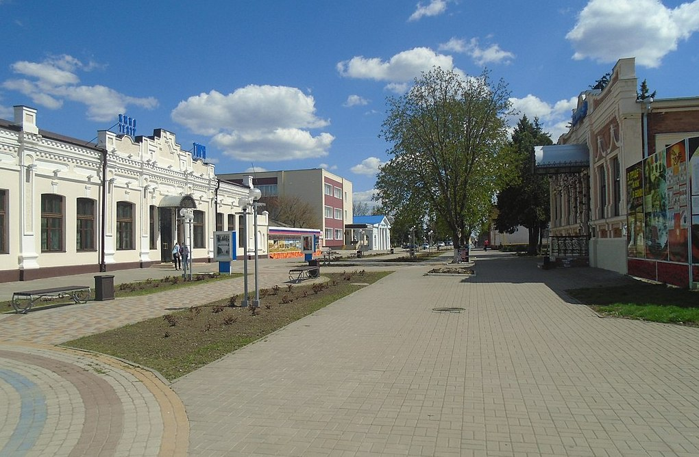 ленинградская станица